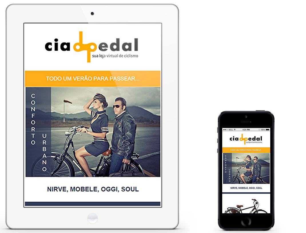 E-mail Cia do Pedal