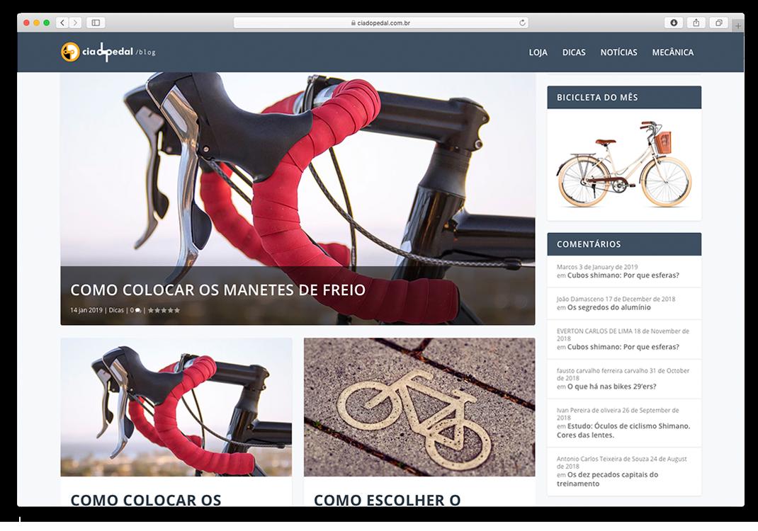 Blog Cia do Pedal